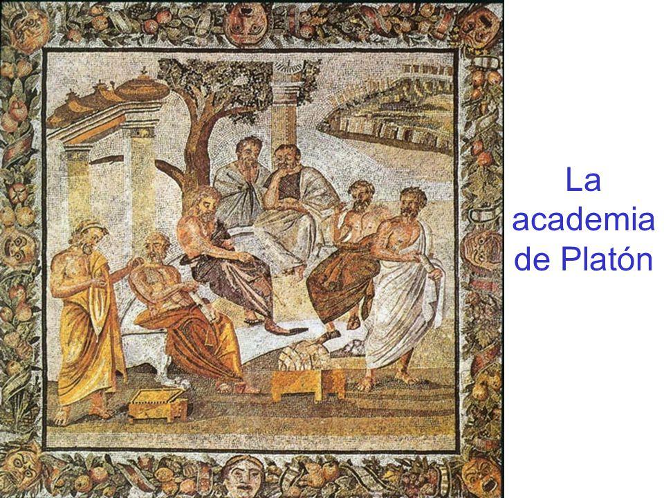 La academia de Platón
