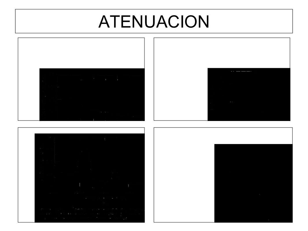 ATENUACION