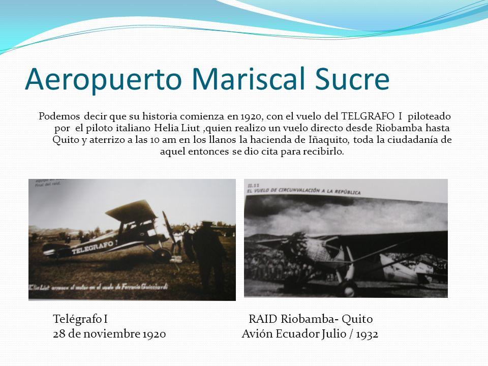 Aeropuerto Mariscal Sucre