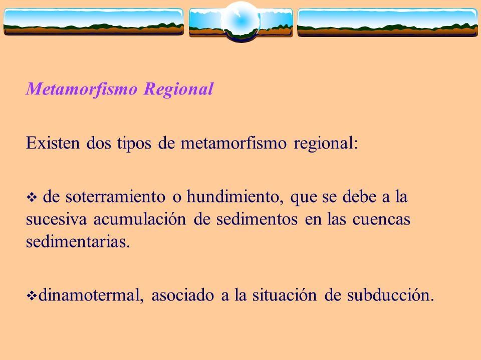 Metamorfismo Regional