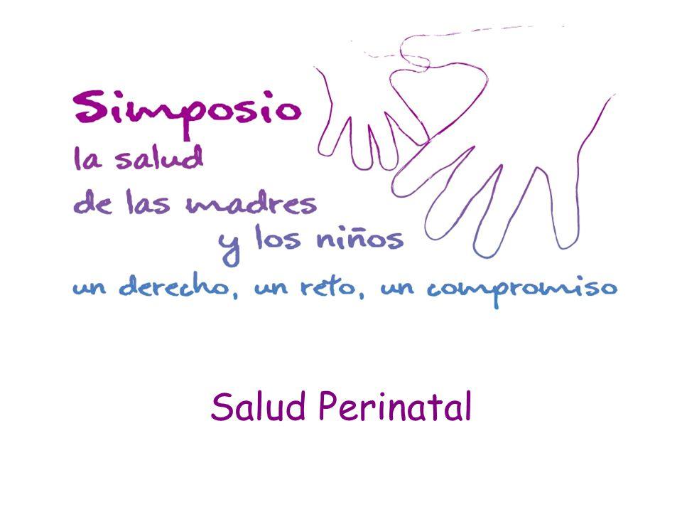 Salud Perinatal