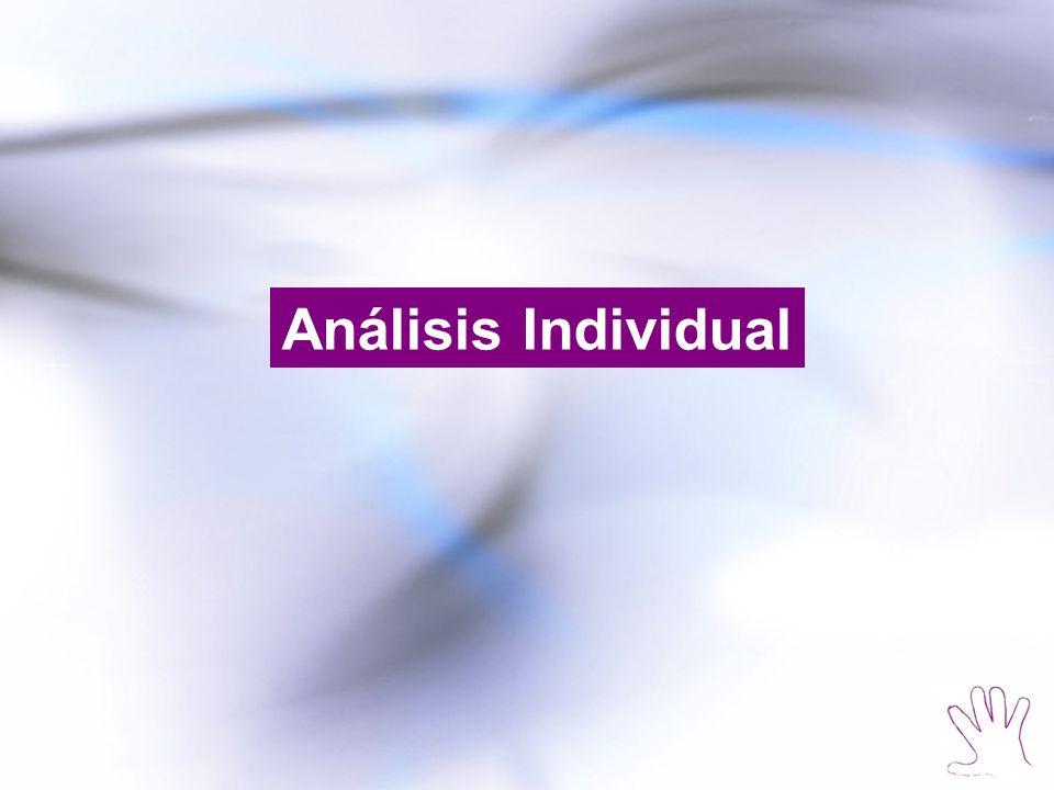 Análisis Individual