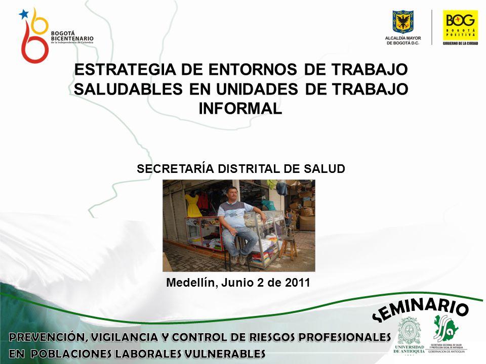SECRETARÍA DISTRITAL DE SALUD
