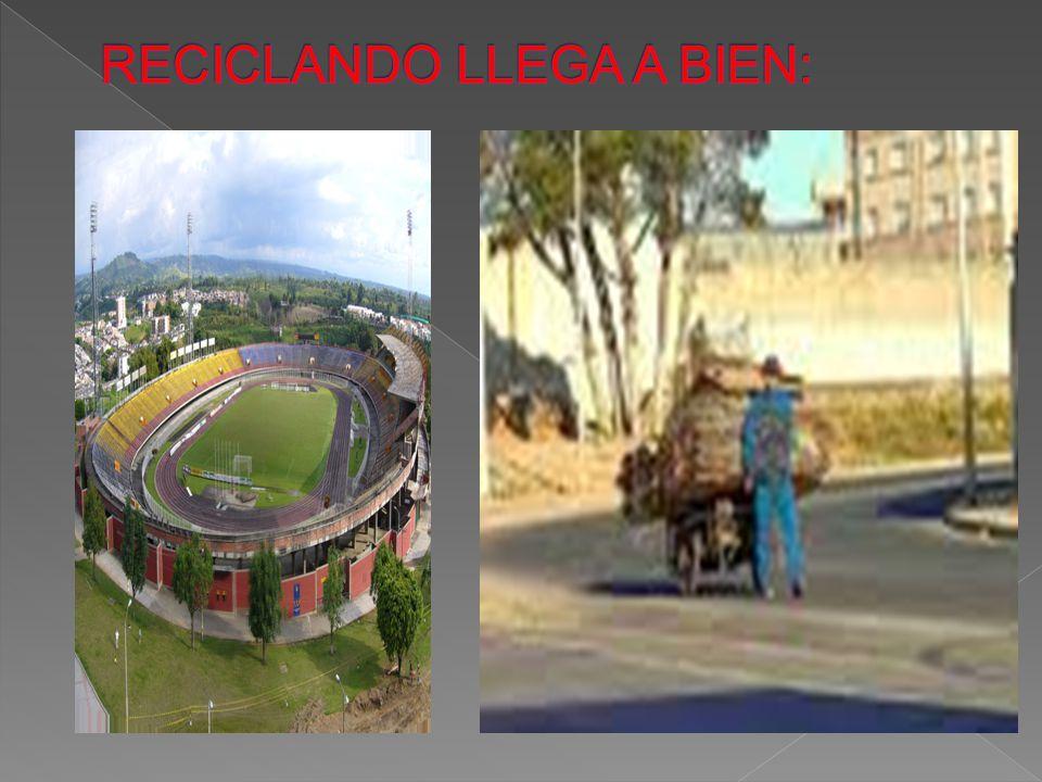 RECICLANDO LLEGA A BIEN: