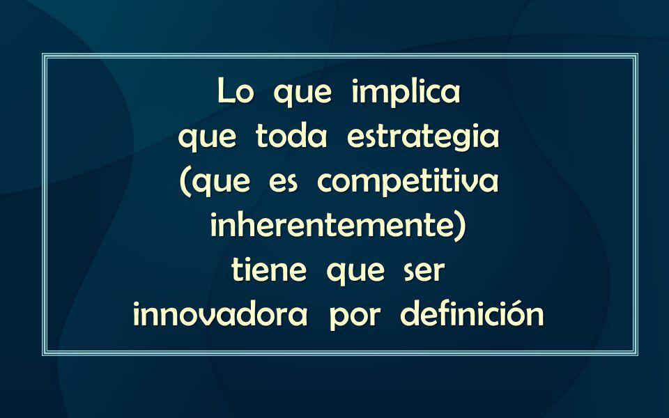 innovadora por definición
