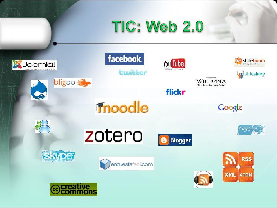 TIC: Web 2.0