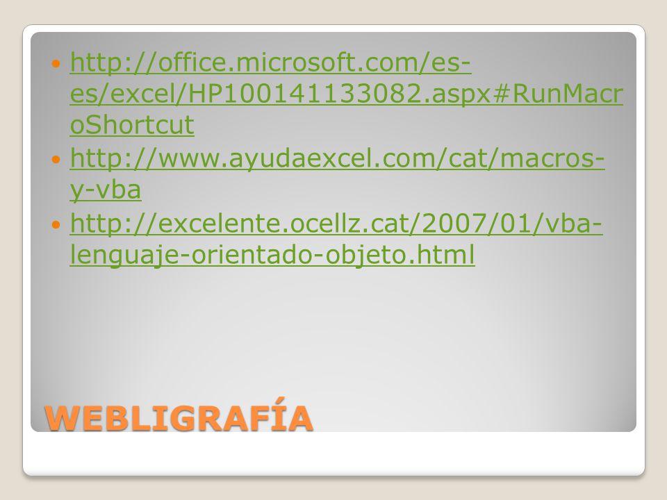 http://office. microsoft. com/es- es/excel/HP100141133082