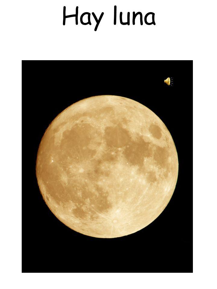 Hay luna