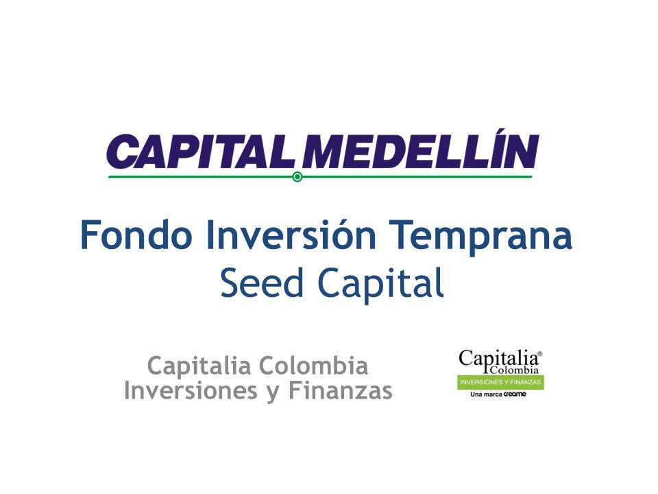 Fondo Inversión Temprana Seed Capital