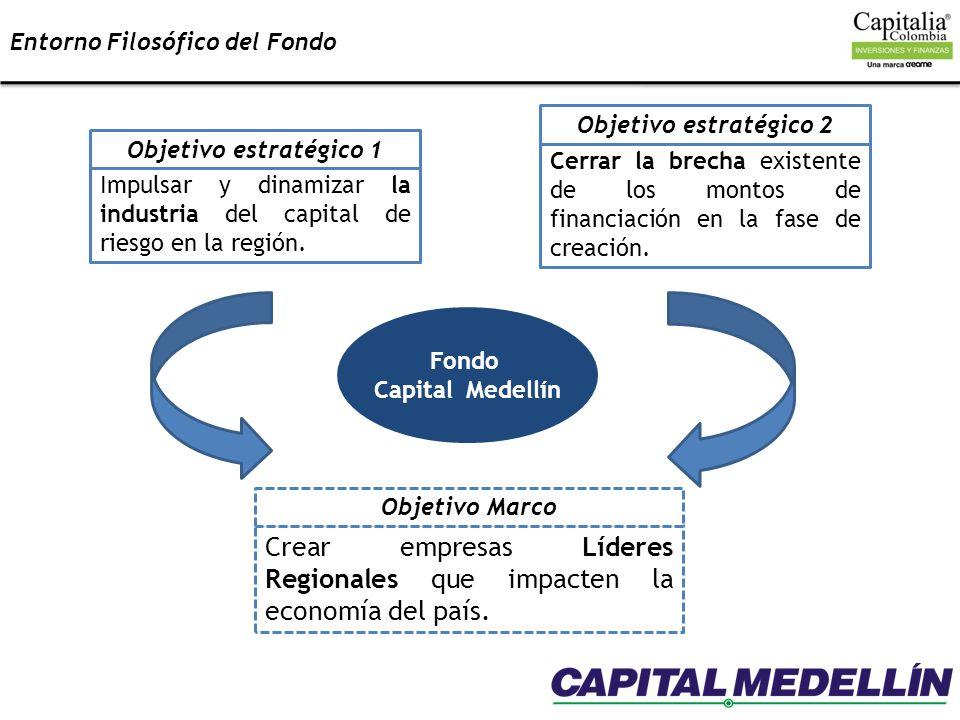 Crear empresas Líderes Regionales que impacten la economía del país.