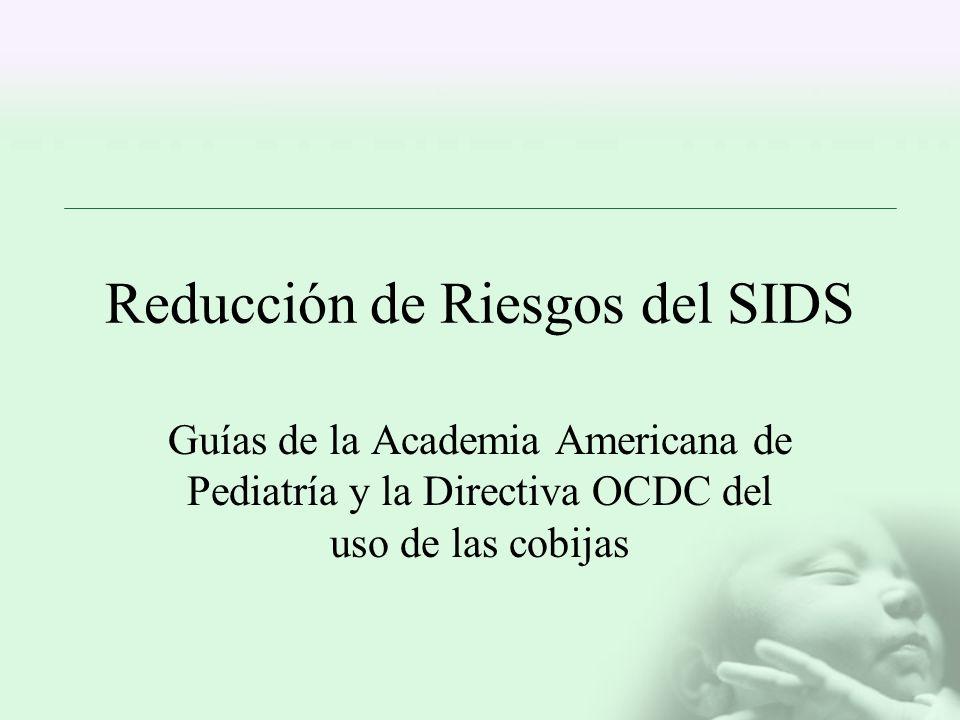 Reducción de Riesgos del SIDS