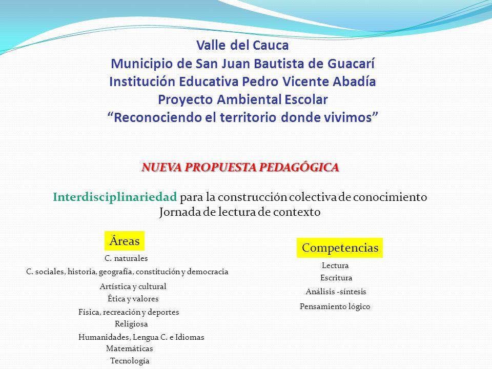 Municipio de San Juan Bautista de Guacarí