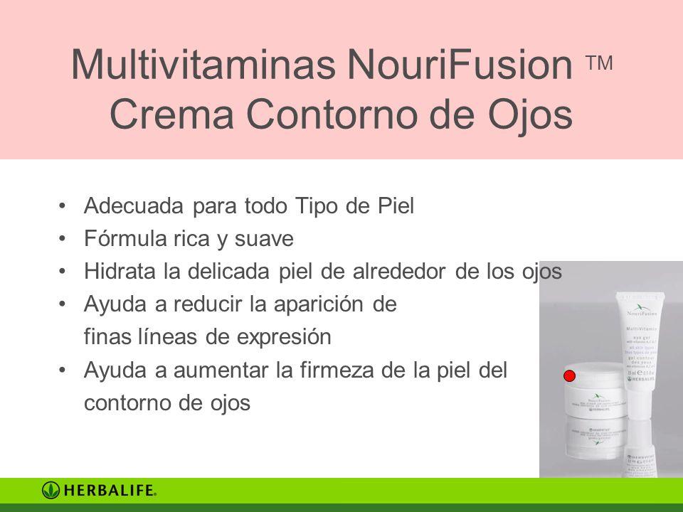 Multivitaminas NouriFusion TM Crema Contorno de Ojos
