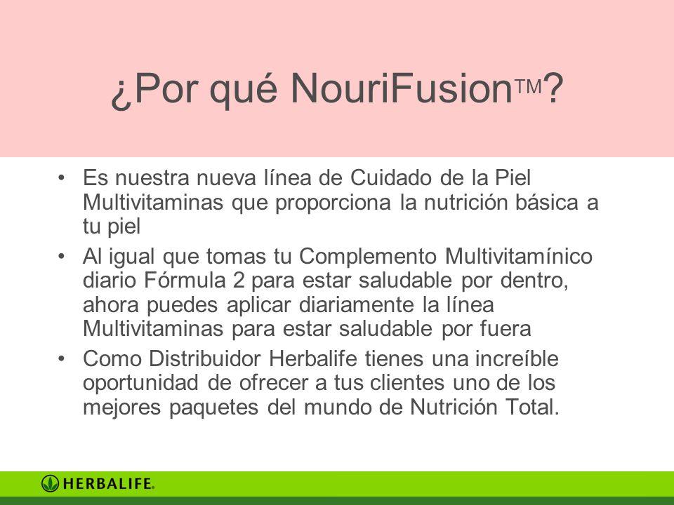 ¿Por qué NouriFusionTM