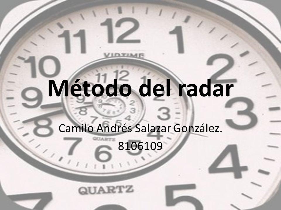 Camilo Andrés Salazar González. 8106109