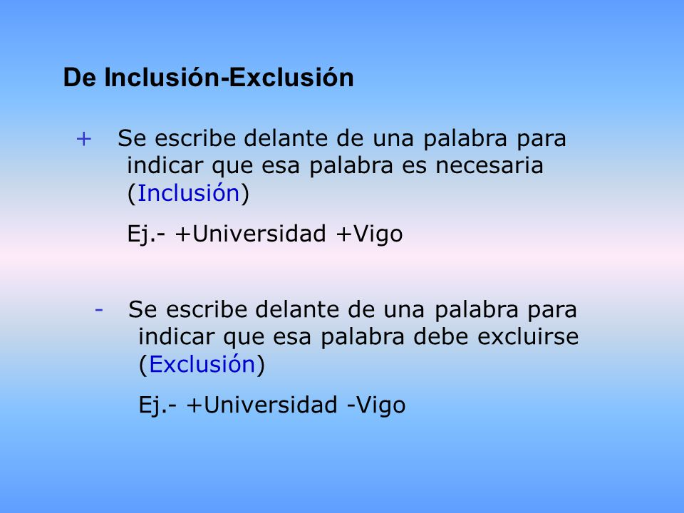 De Inclusión-Exclusión