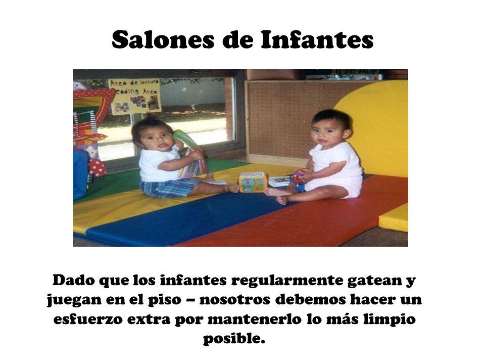 Salones de Infantes