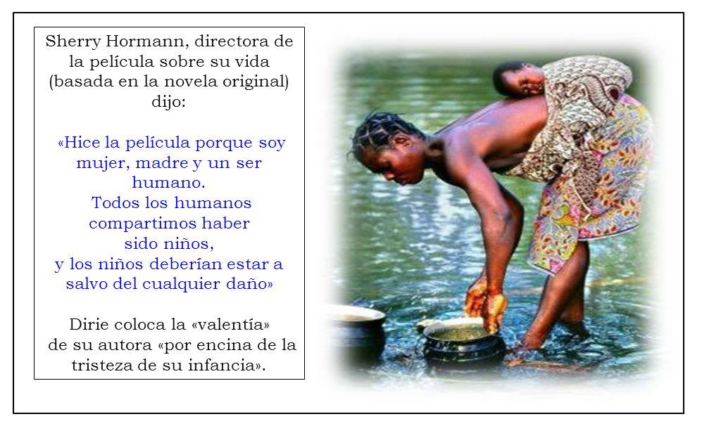 «Hice la película porque soy mujer, madre y un ser humano.