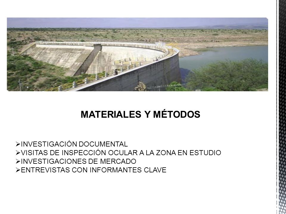 MATERIALES Y MÉTODOS INVESTIGACIÓN DOCUMENTAL