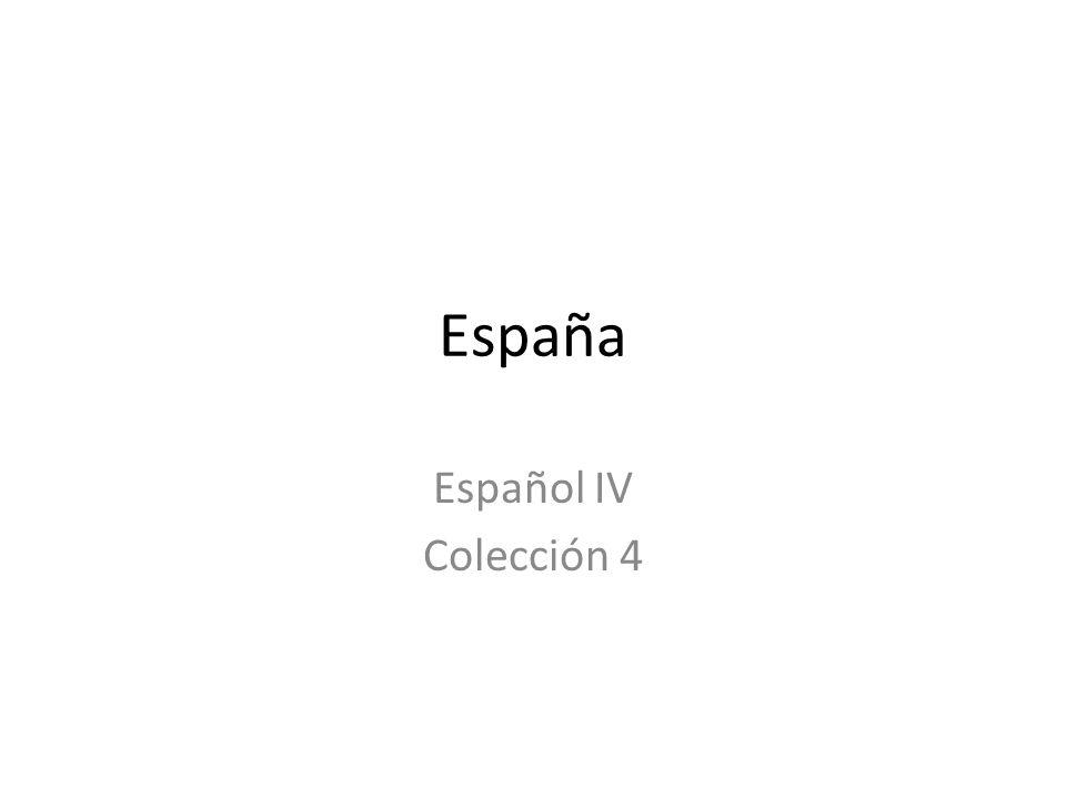 España Español IV Colección 4