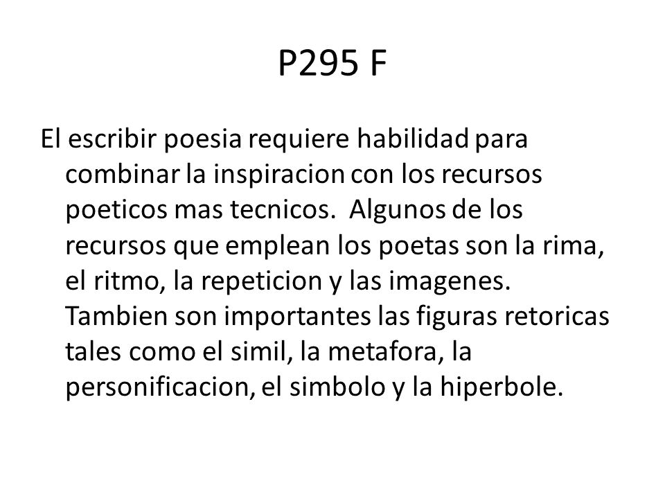 P295 F