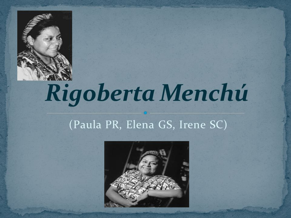 (Paula PR, Elena GS, Irene SC)