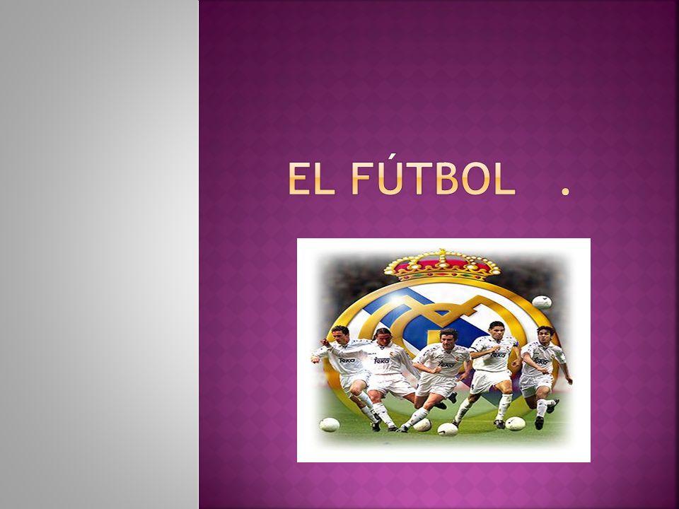 El fútbol .