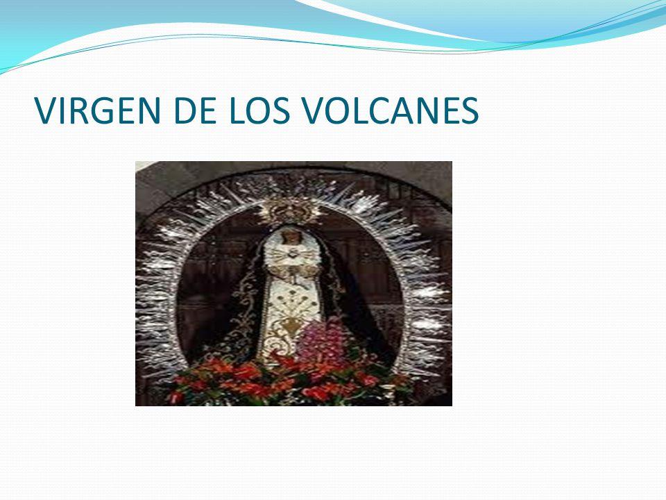 VIRGEN DE LOS VOLCANES