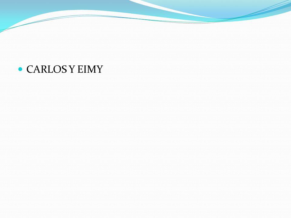 CARLOS Y EIMY