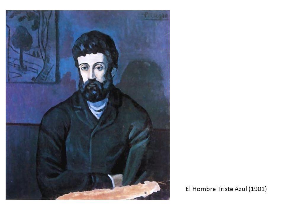 El Hombre Triste Azul (1901)