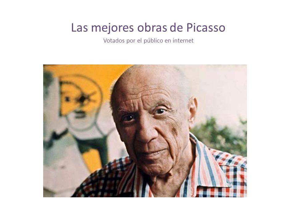 Las mejores obras de Picasso