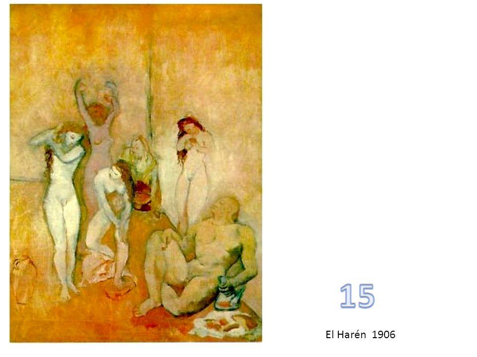15 El Harén 1906