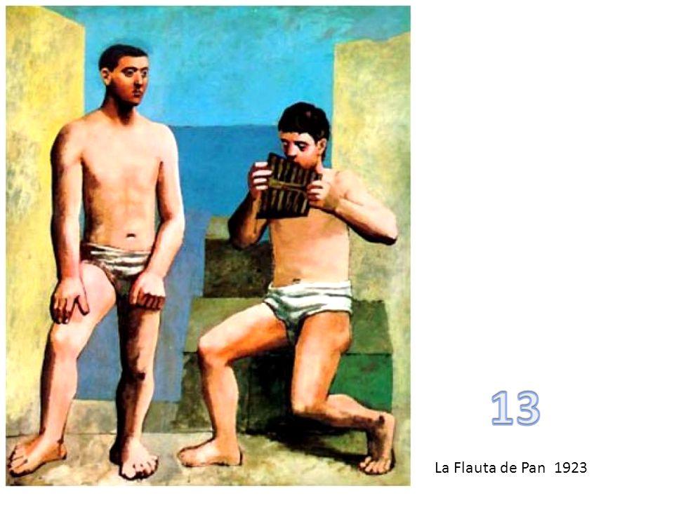 13 La Flauta de Pan 1923