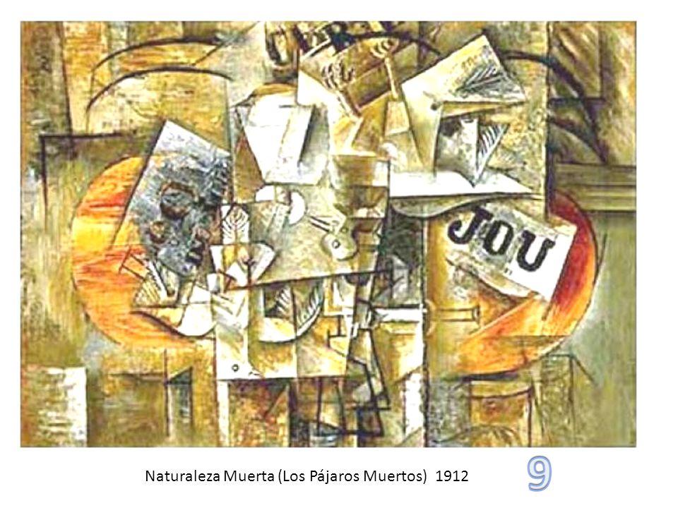 Naturaleza Muerta (Los Pájaros Muertos) 1912