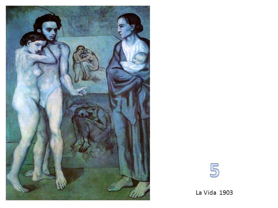 5 La Vida 1903
