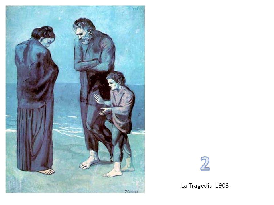 2 La Tragedia 1903