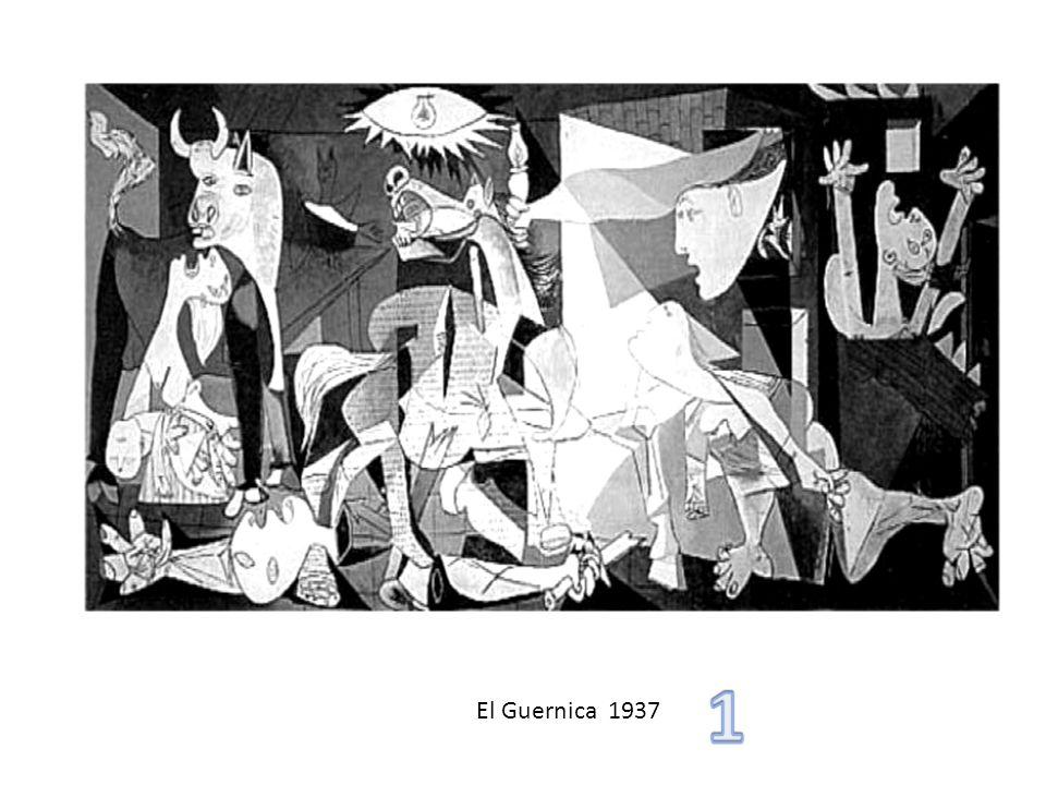 1 El Guernica 1937