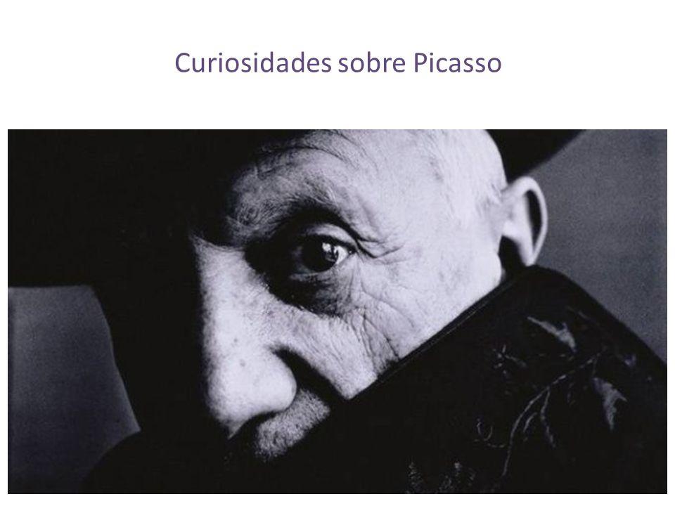 Curiosidades sobre Picasso