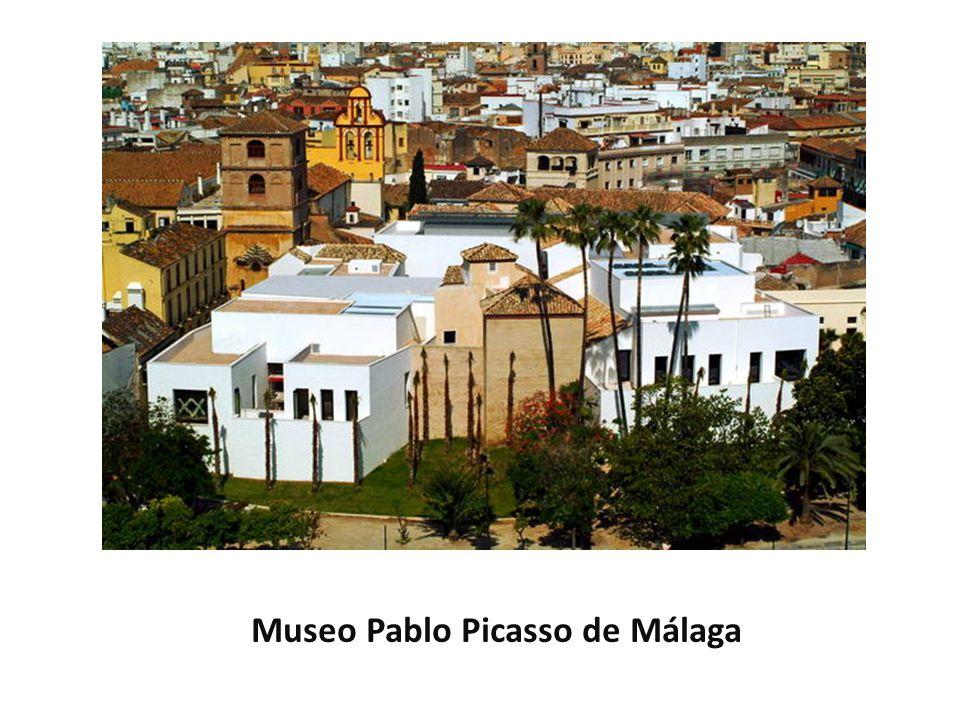 Museo Pablo Picasso de Málaga