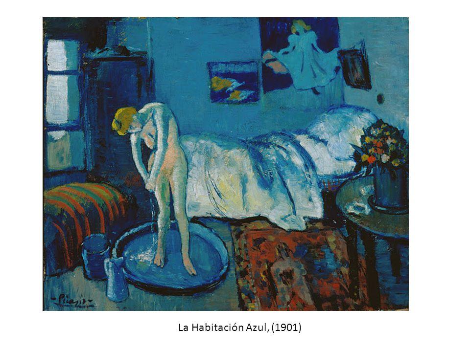 La Habitación Azul, (1901)