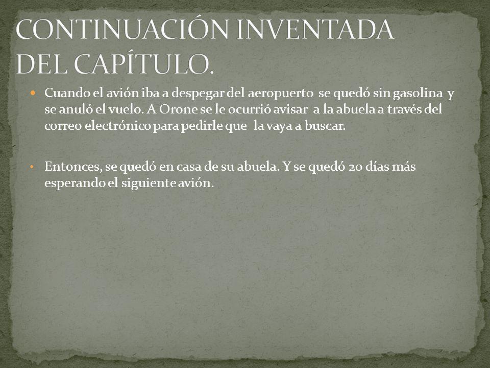 CONTINUACIÓN INVENTADA DEL CAPÍTULO.