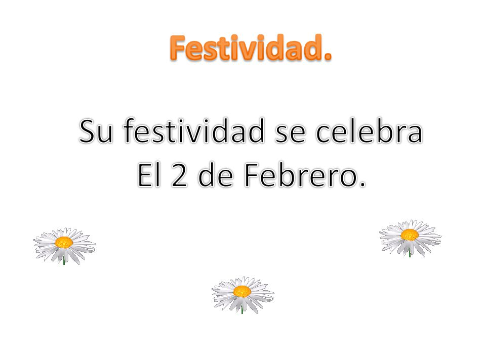 Su festividad se celebra