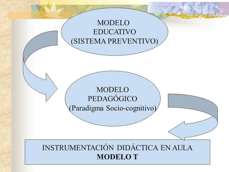 (Paradigma Socio-cognitivo)