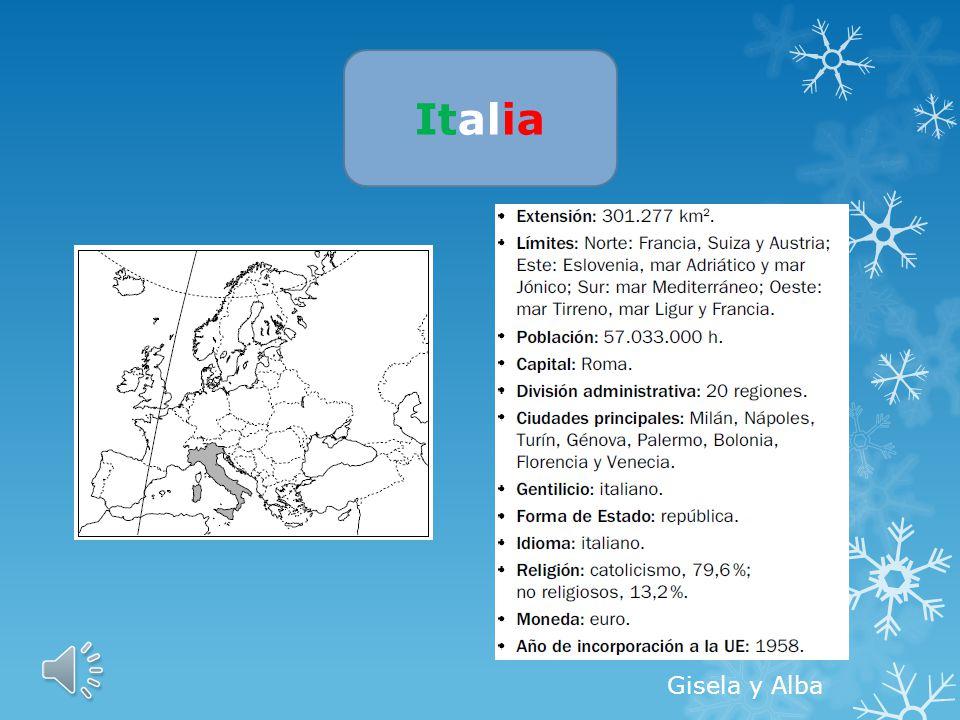 Italia Gisela y Alba