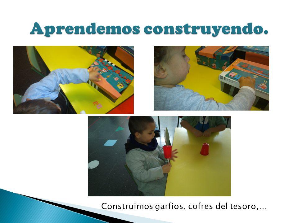 Aprendemos construyendo.
