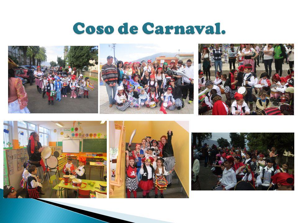 Coso de Carnaval.