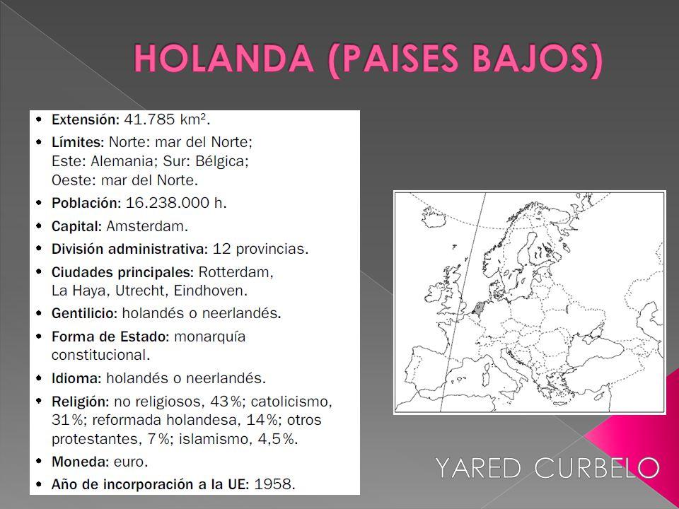 HOLANDA (PAISES BAJOS)