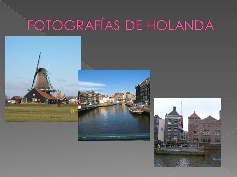 FOTOGRAFÍAS DE HOLANDA