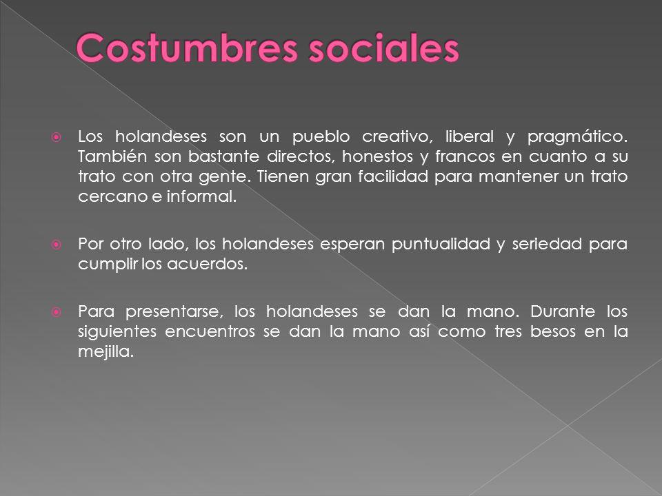 Costumbres sociales