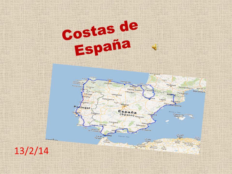 Costas de España 13/2/14